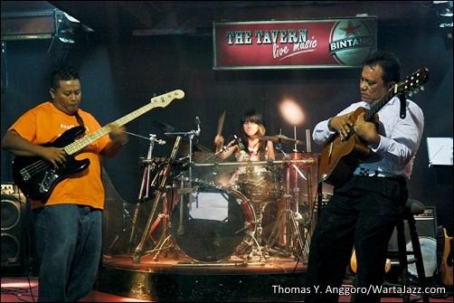 Harry Toledo, Alsa, Yeppy Romero - Medan Jazznation 2012