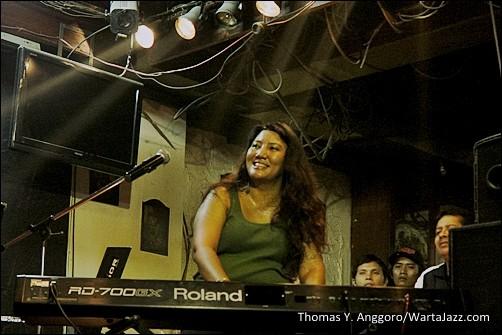 Nita Aartsen - Medan Jazznation 2012