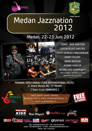 Medan Jazz Nation 2012