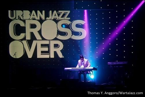Indra Lesmana - Urban Jazz Crossover 2012 Jakarta