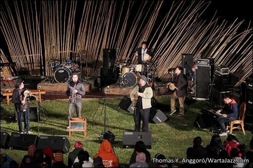 Like Father Like Son - Jazz Gunung 2012