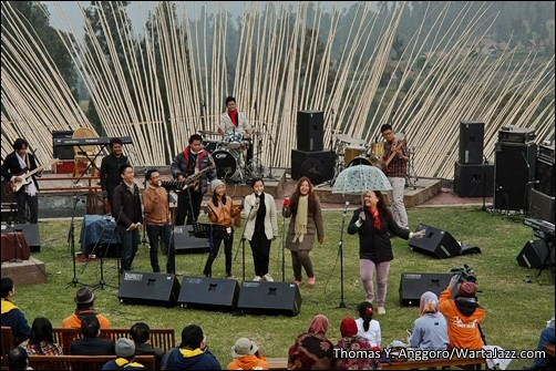 Muchi Choir - Jazz Gunung 2012