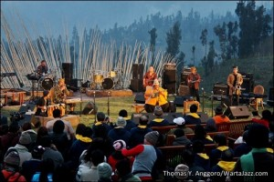 Ring of Fire Project - Jazz Gunung 2012