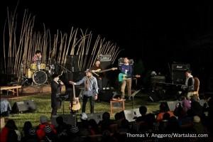 Tompi dan Glenn - Jazz Gunung 2012