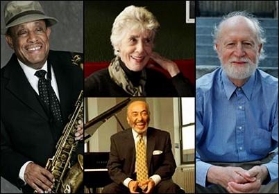 NEA Jazz Masters 2013
