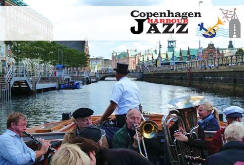 Queen Jazz Band di Copenhagen Harbour Jazz