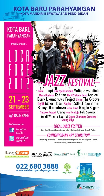 Locafore Jazz Festival 2012