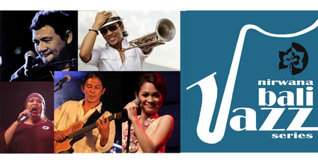 Photo of Nirwana Bali Jazz Series hadirkan Idang Rasjidi, Andien, Bertha, Rio Sidik dan Koko Harsoe