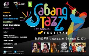 Sabang Jazz Festival