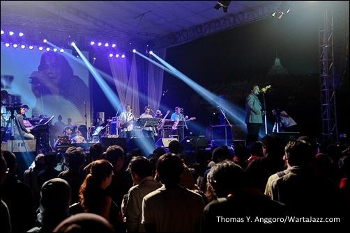 Ecky Lamoh - Borobudur Jazz 2012