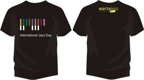 176 - INTL JAZZ DAY black