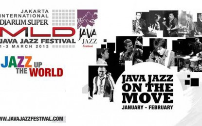 Agenda Jazz Indonesia
