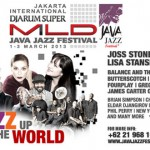 Djarum Super Mild Java Jazz Festival 2013 - Wawancara dengan Paul Dankmeyer