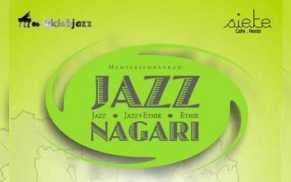 Klab Jazz persembahkan Jazz Nagari di Bandung