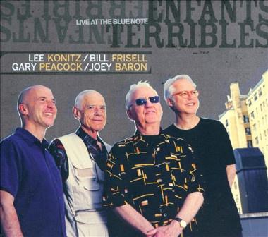Photo of Lee Konitz/Bill Frisell/Gary Peacock/Joey Baron – Enfants Terribles: Live at The Blue Note
