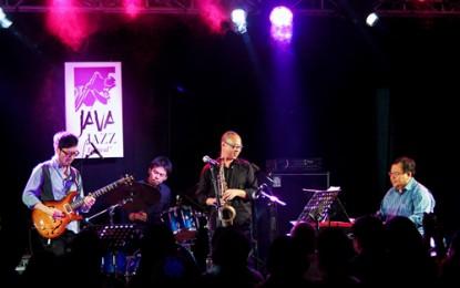 "Asian Jazz All-Stars Power Quartet kenang Embong Rahardjo lewat ""Tiramisu"""