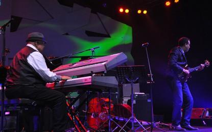 """Pop Meets Jazz"" oleh Telkomsel Simpati di Java Jazz Festival 2013"
