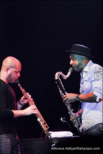 Marcus Miller & Alex Han - Java Jazz 2013