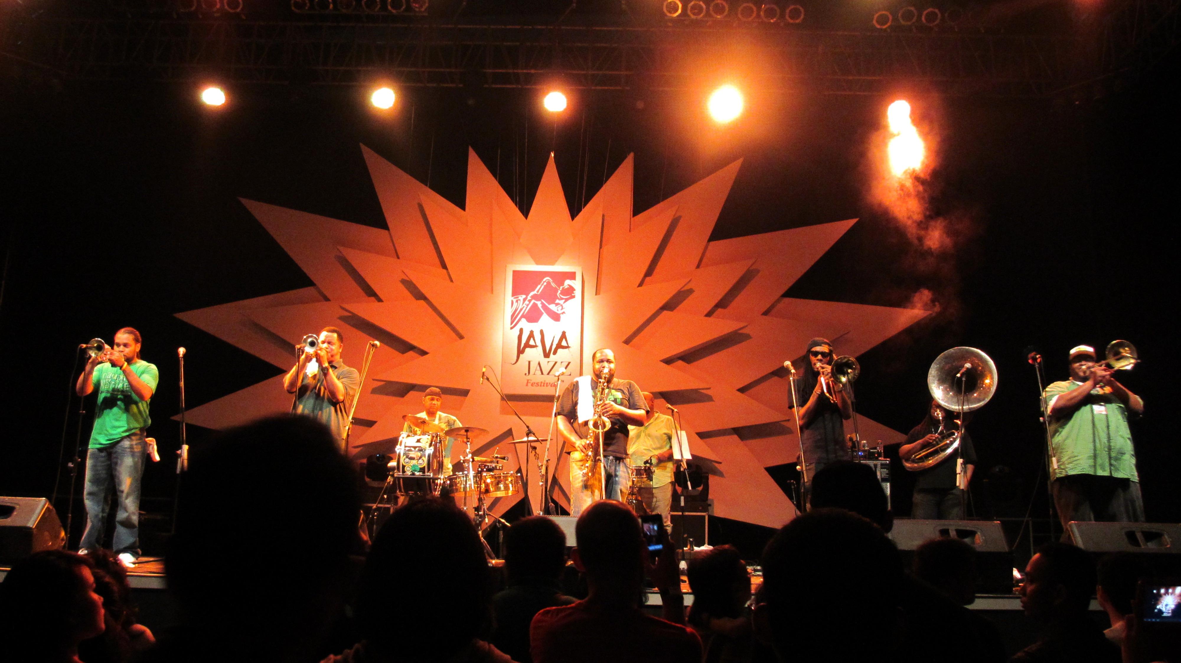 Photo of Ajakan Bergoyang dari The Souls Rebels, Brass Band Nakal dari New Orleans