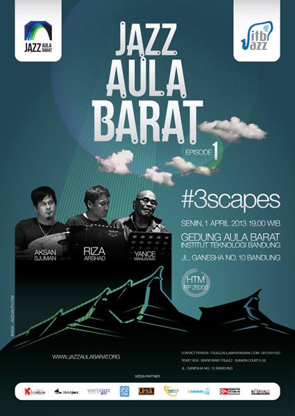 Jazz Aula Barat ITB 2013 - #3Scapes