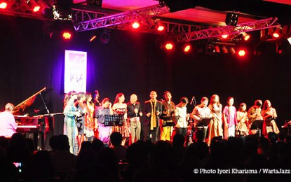 Tjut Nyak Deviana Daudsjah Feat. DIP'AH: Tales of Indonesia in Jazz