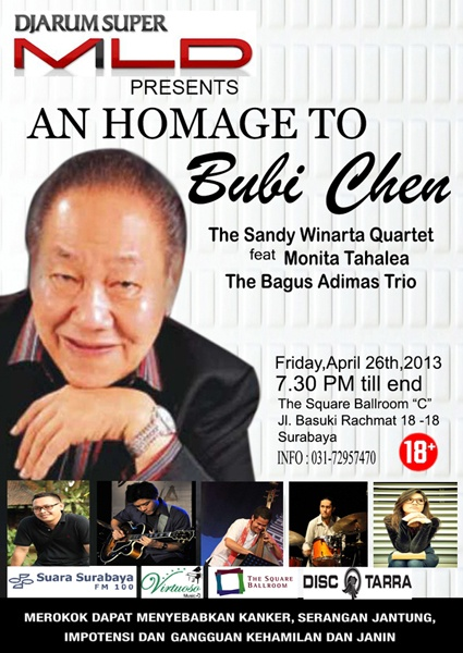 An Homage to Bubi Chen