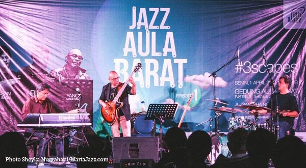 Photo of Jazz Aula Barat Episode 1: Mengembalikan Kejayaan Simbol Kampus di Dunia Musik Jazz