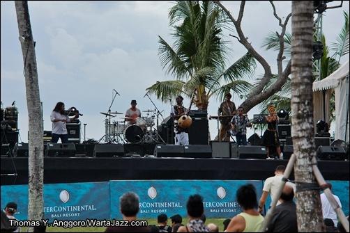 Afronesia - Jimbajazz 2013