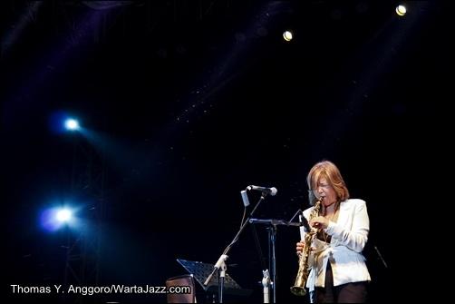 Chika Asamoto - Jimbajazz 2013
