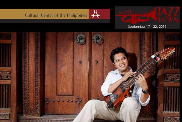 Balawan @ CCP International Jazz Festival 2013