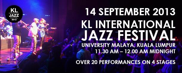 Photo of KualaLumpur bersiap hadirkan KL International Jazz Festival 2013