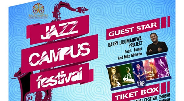 Photo of Mari ikuti kompetisi band jazz di Beka Jazz Festival 2013