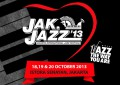 JakJazz datang lagi: [Still] Jazz the Way You Are – 18,19 dan 20 Oktober