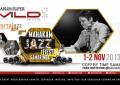 Dwiki Dharmawan merasa gembira bisa tampil  di Mahakam Jazz Fiesta 2013 Samarinda