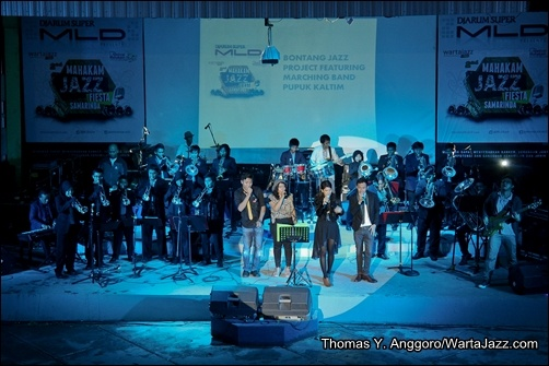 Bontang Jazz Project + MBPK