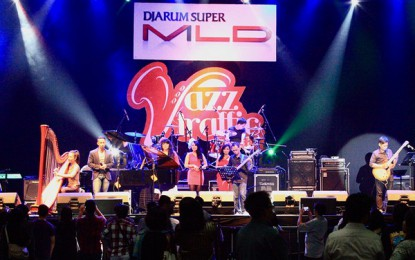 Jazz Traffic 2013 Siang Hari: Youth, Fusion, Legend