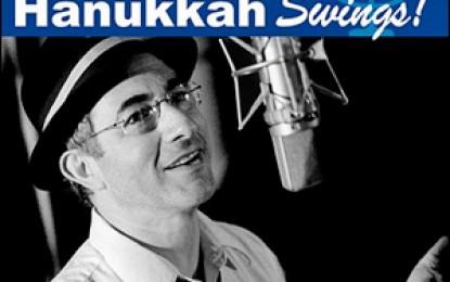 Kenny Ellis – Hanukkah Swings!
