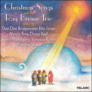 Photo of Ray Brown Trio – Christmas Songs with the Ray Brown Trio