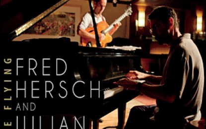 Fred Hersch and Julian Lage – Free Flying