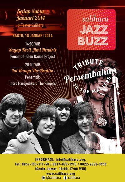 Jazz Buzz Jimi Hendrix