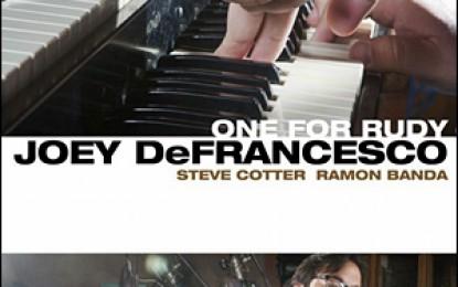 Joey DeFrancesco – One for Rudy
