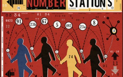 Curtis Hasselbring – Number Stations
