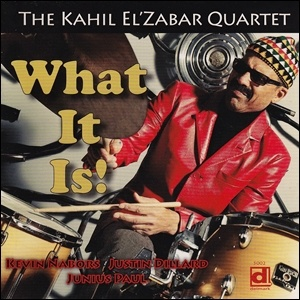 Photo of The Kahil El'Zabar Quartet – What It Is!