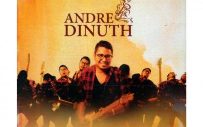 Wawancara dengan gitaris Andre Dinuth