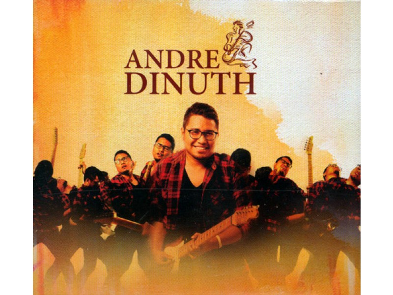 Photo of Wawancara dengan gitaris Andre Dinuth
