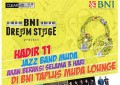 BNI menggelar Dream Stage Project di Java Jazz Festival 2014