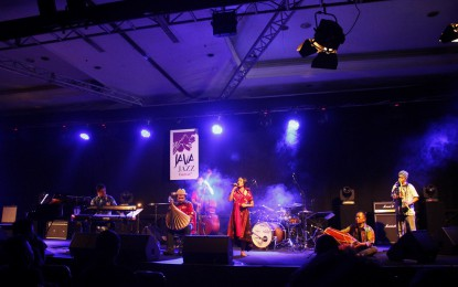 Aneka warna di hari pertama CLEAR Java Jazz Festival 2014