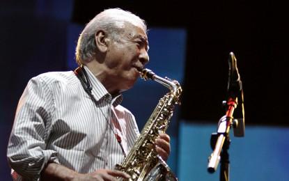 Sadao Watanabe, legenda saksofon yang tak lekang oleh waktu