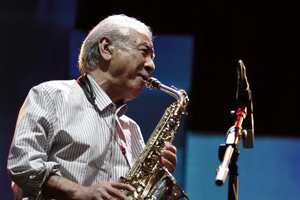 Photo of Sadao Watanabe, legenda saksofon yang tak lekang oleh waktu