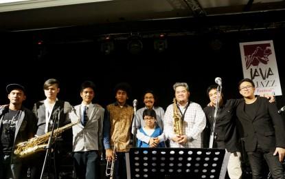 Tribute to Legendary Jazz, sebuah dedikasi untuk Jack Lesmana dan Bubi Chen